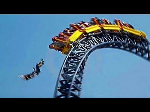 Top 10 Accidentes en parques de atracciones más impactantes
