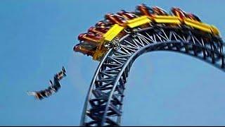 Top 10 Accidentes en parques de atracciones más impactantes