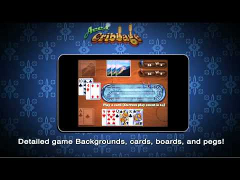 Video of Aces Cribbage