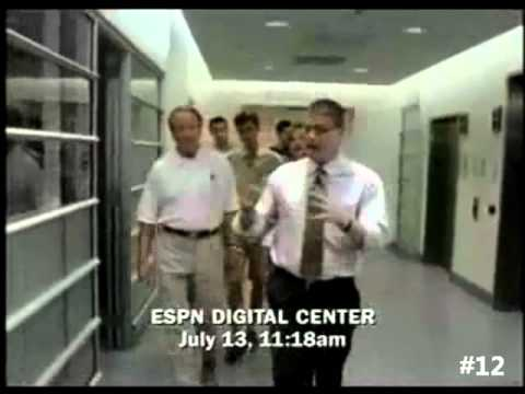 sportscenter - For over 10 years Sportscenter has been producing some of the funniest and most creative commercials on TV. Here are my 20 favorite. Copyright Disclaimer Und...