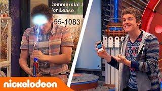 Henry Danger   ¡Mejores Momentos de Jasper! - parte 2   España   Nickelodeon en Español
