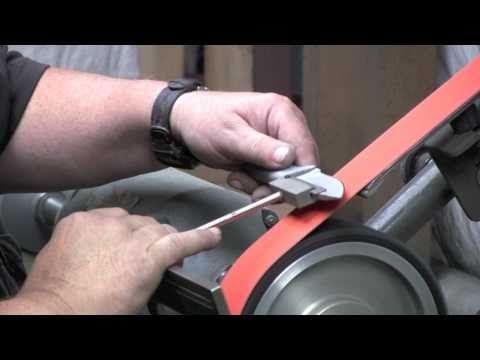 Entrek Knives - How The Knives Are Made - Part 4