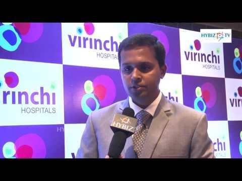 , Vishal Ranjan Group Head New Business Virinchi