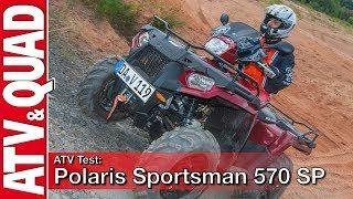 9. ATV Test: Polaris Sportsman 570 SP