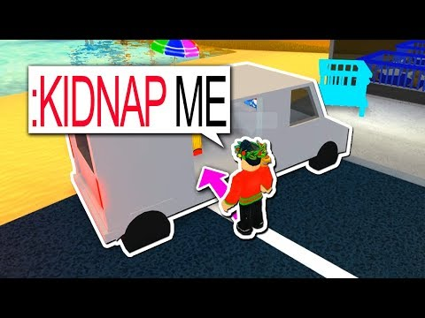 THIS HAPPENS WHEN YOU GET KIDNAPPED IN ROBLOX.. (Admin Commands)