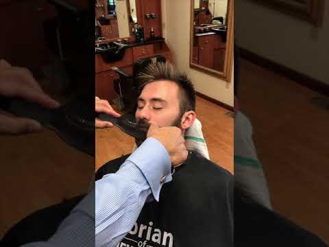 Beard styles - Full Beard Trim and Style - Full Beard Line-Up - Part 1