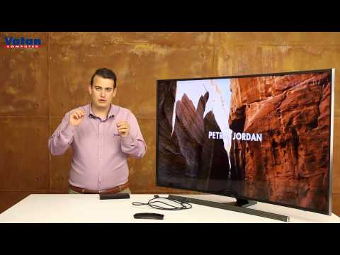 Samsung JU7500 Serisi Curved UHD Led Tv İncelemesi