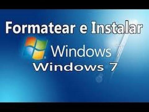 Como Formatear una PC e Instalar Windows 7 Desde Cero [Bien Explicado]