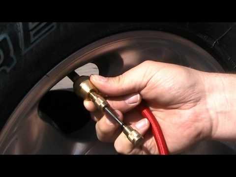 ARB E-Z Tire Deflator - Reifendruckmesser mit Schnellablass-Funktion - Taubenreuther