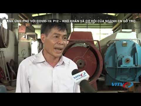 XNK ứng phó với Covid-19: P11 – Khó khăn và cơ hội của ngành công nghiệp hỗ trợ