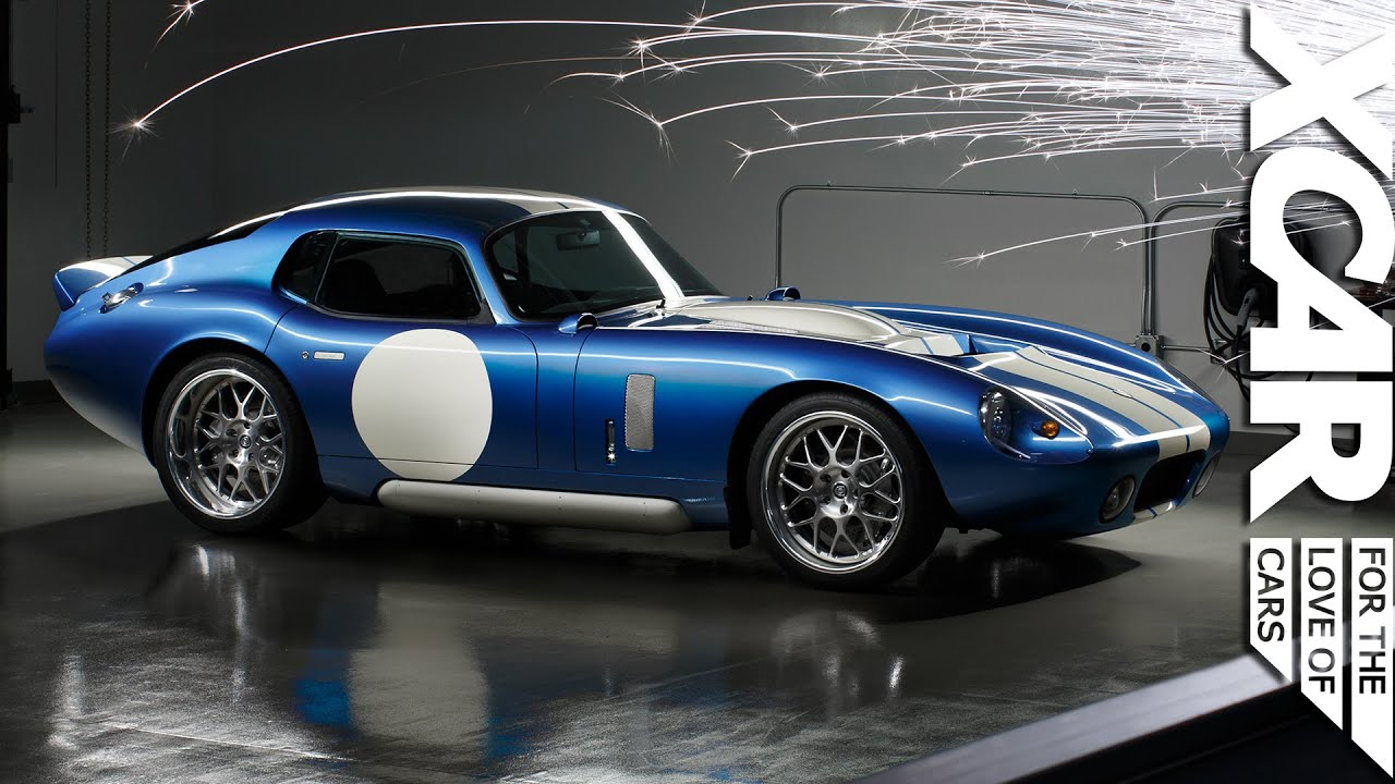 Renovo Coupe: America's First Electric Supercar – XCAR