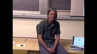 Stanford Seminar - Drew Endy Of Stanford University