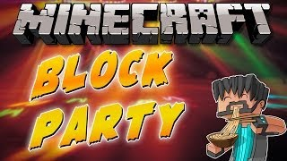Minecraft Mini-Game: Block Party - w/ PerpetualJordan!