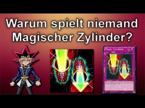 Yu-Gi-Oh! - Warum spielt niemand Magischer Zylinder?