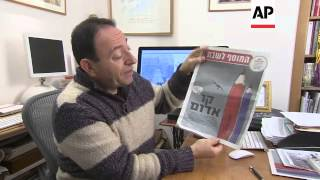 Video Famous Israeli cartoonist mourns death of Charlie Hebdo friends MP3, 3GP, MP4, WEBM, AVI, FLV Juli 2018