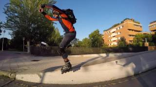 Rollerblading Madrid, Triskates.Filmed with a Gopro Hero 4 SilverMusic by Me First & The Gimme Gimmes - https://itunes.apple.com/es/album/i-believe-i-can-fly/id291676820?i=291676835&l=en