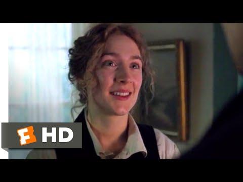 Little Women (2019) - You Love Him! Scene (9/10) | Movieclips