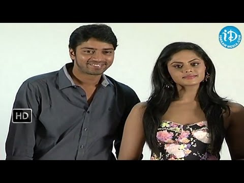 Siri Cinema Production No 2 Press Meet - Allari Naresh, Karthika