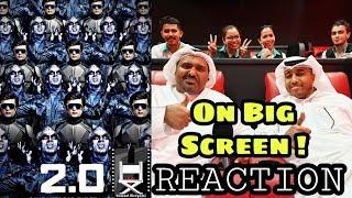 Video 2.O trailer Reaction | Rajnikant | Akshay Kumar إنطباع أول لفيلم اكشاي كومار و راجني كانت MP3, 3GP, MP4, WEBM, AVI, FLV November 2018