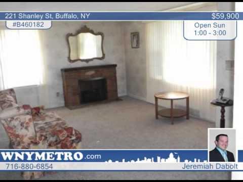 221 Shanley St  Buffalo, NY Homes for Sale | wnymetro.com