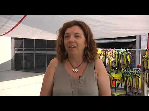 Vídeo de Ports de la Generalitat sobre les activitats nàutiques inclusives del CNV