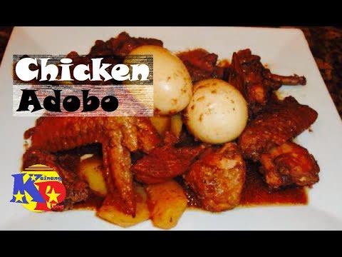 Adobo (Pinoy Style Chicken Adobo)