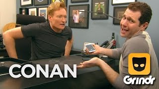 Video Conan & Billy Eichner Join Grindr - CONAN on TBS MP3, 3GP, MP4, WEBM, AVI, FLV Oktober 2018