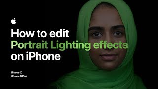 Video How to edit Portrait Lighting effects on iPhone — Apple MP3, 3GP, MP4, WEBM, AVI, FLV Februari 2018