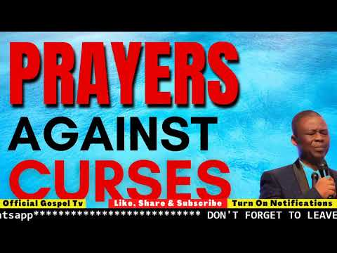 Prayers Against Curses - Dr Dk Olukoya Message