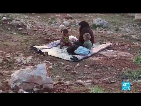 Syrie: des raids russes meurtriers sur Idleb condamnés par Ankara et Paris