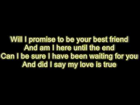I do Paul Brandt LYRICS