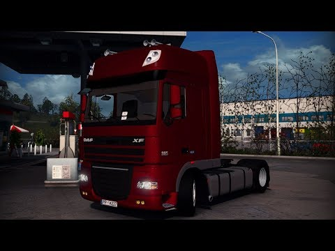 DAF XF Open Pipe Sound v 9.0