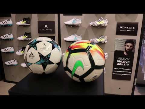 Pallone calcio Nike Strike Serie A 17/18 vs Finale capitano 17/18 - Calcio - SportIT.com
