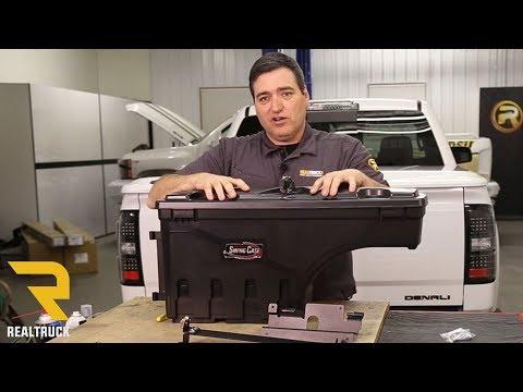 Swing Case Truck Tool Box