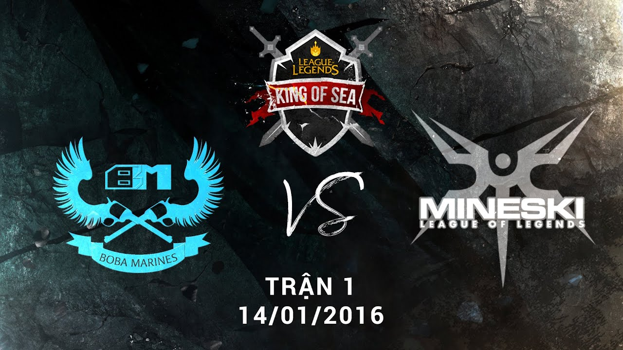 [14.01.2016] BM vs MSKI [KingOfSea 2016]