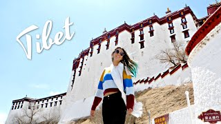 The Potala Palace, Tibet, China - an architectural masterpiece