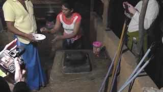 Polonnaruwa Sri Lanka  city photo : Sri Lanka, Polonnaruwa - Priyamali Gedara, Farmer Lunch (2015)