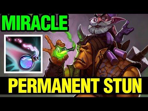 PERMANENT STUN - MIRACLE- ALCHEMIST 7.11 Patch Dota 2 Plus - Dota 2