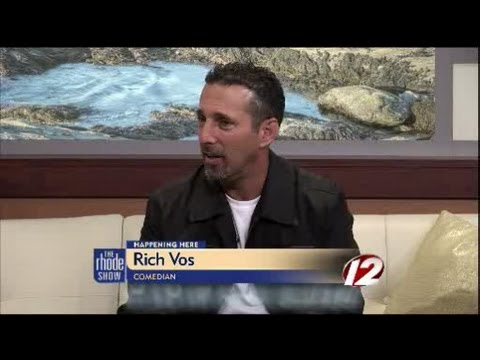 Comedian Rich Vos to hit the stage