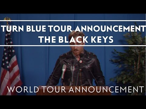 The Black Keys Turn Blue World Tour Announcement