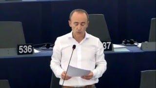 EH Bilduko europar diputatuak, Josu Juaristik, Turkiarekiko akordioa ezin da ulertu hautagaia den estatu baten negoziaketekin.