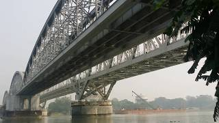 Hooghly India  City new picture : Jubilee Bridge , Hooghly , India
