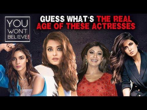 Katrina Kaif, Aishwarya Rai Bachchan, Alia Bhatt,