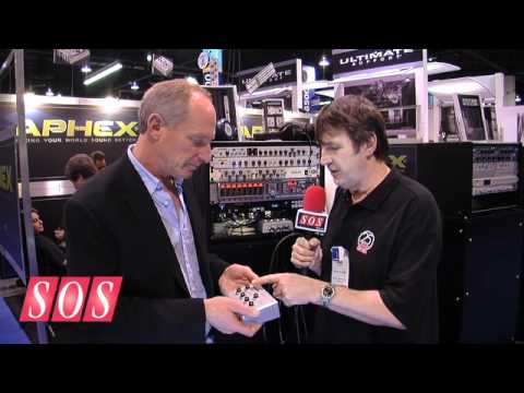 Aphex Headpod 4 - NAMM 2012 