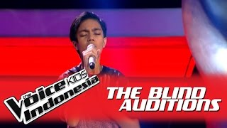 "Video Christoper ""Grenade"" I The Blind Auditions I The Voice Kids Indonesia GlobalTV 2016 MP3, 3GP, MP4, WEBM, AVI, FLV Desember 2017"