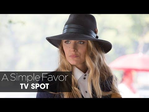 """Un pequeño favor - Official TV Spot """"Emily""""?>"""