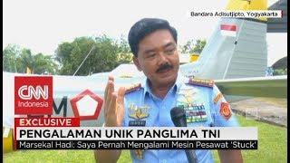 Video Eksklusif! Pengalaman Dekat Maut Panglima TNI Hadi Tjahjanto Saat Mesin Pesawatnya Mati MP3, 3GP, MP4, WEBM, AVI, FLV Maret 2019