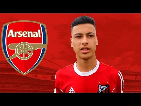 GABRIEL MARTINELLI | Welcome To Arsenal | Crazy Goals, Skills, Assists | Ituano 2019 (HD)
