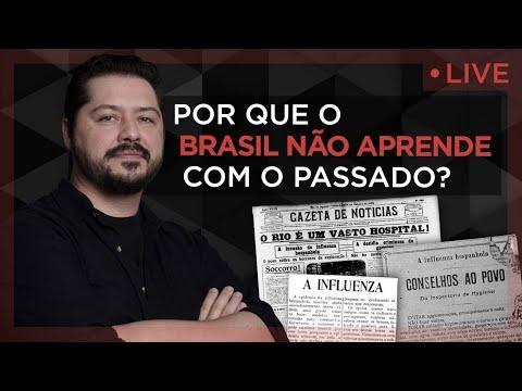 Por que o Brasil não aprende com o passado?