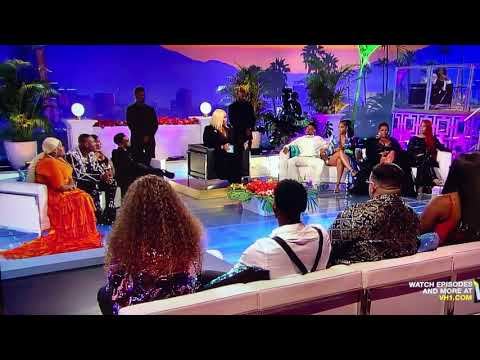 Love and Hip Hop Hollywood Reunion (part 2)